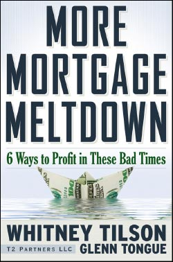 More Mortgage Meltdown 6 Ways to Profit in These Bad Times